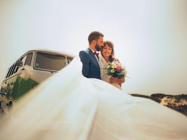O casamento de Andrea e Sérgio