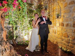 O casamento de Teresa e Paulo