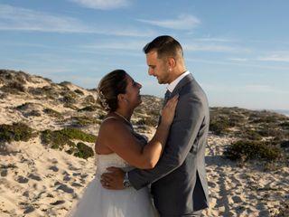 O casamento de Cláudia e Artur 1