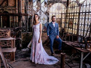 O casamento de Juliane e Maycon