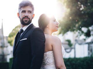 O casamento de Sara e Alcides