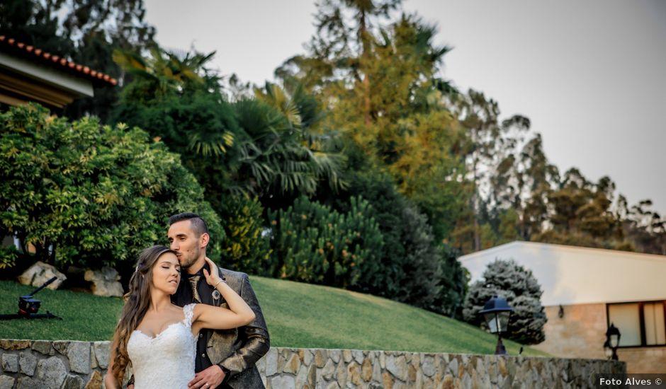 O casamento de Ricardo e Gabriela em Lourosa, Santa Maria da Feira