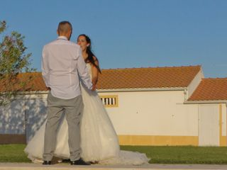 O casamento de Cláudia e Rui 2