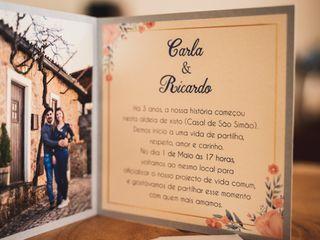 O casamento de Carla e Ricardo 2