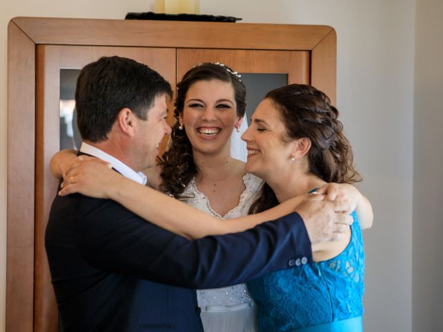 O casamento de Joel e Fabia em Santa Maria de Lamas, Santa Maria da Feira 10