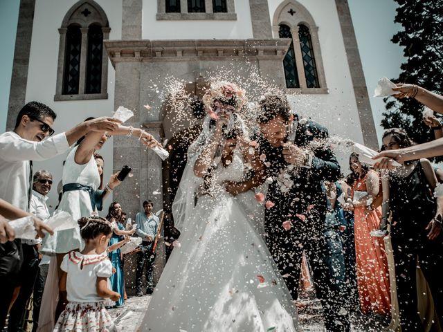 O casamento de Joel e Fabia em Santa Maria de Lamas, Santa Maria da Feira 11