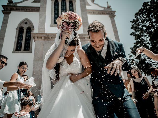 O casamento de Joel e Fabia em Santa Maria de Lamas, Santa Maria da Feira 12