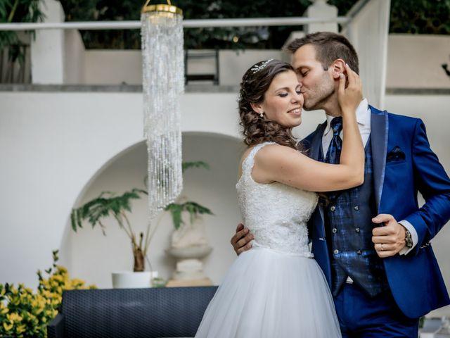 O casamento de Joel e Fabia em Santa Maria de Lamas, Santa Maria da Feira 2