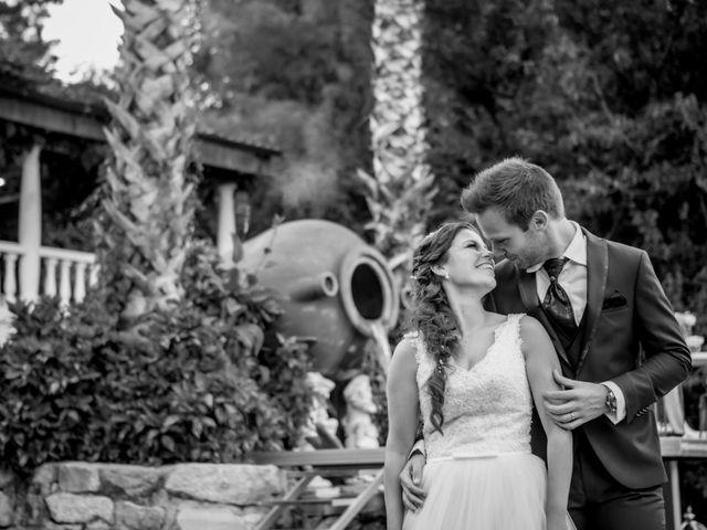 O casamento de Fabia e Joel