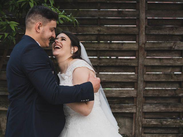 O casamento de Sílvia e Daniel