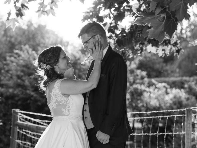 O casamento de Margarida e Sérgio