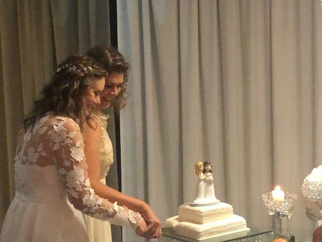 O casamento de Carina e Débora