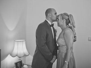 O casamento de Cátia e Vitor 1