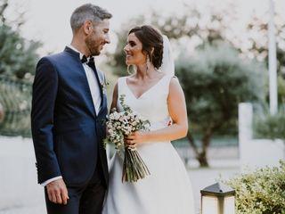 O casamento de Marisa e Bruno