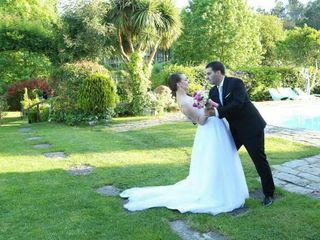 O casamento de Diana e Filipe