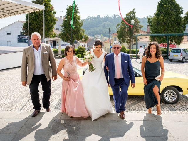 O casamento de Bruno e Marisa em Gondemaria, Ourém 40