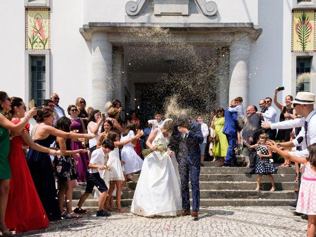 O casamento de Bruno e Marisa em Gondemaria, Ourém 49