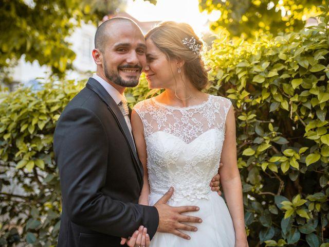 O casamento de Sofia e Fábio