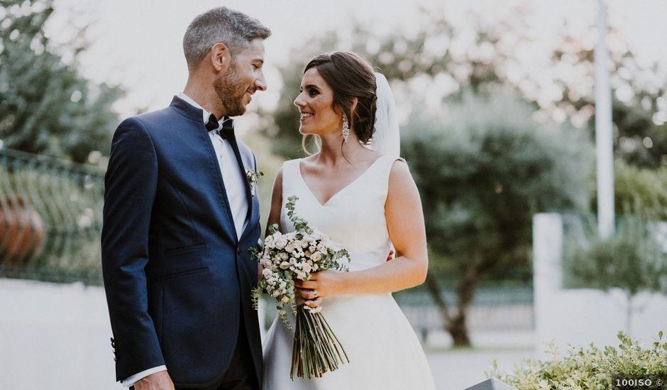 O casamento de Bruno e Marisa em Gondemaria, Ourém