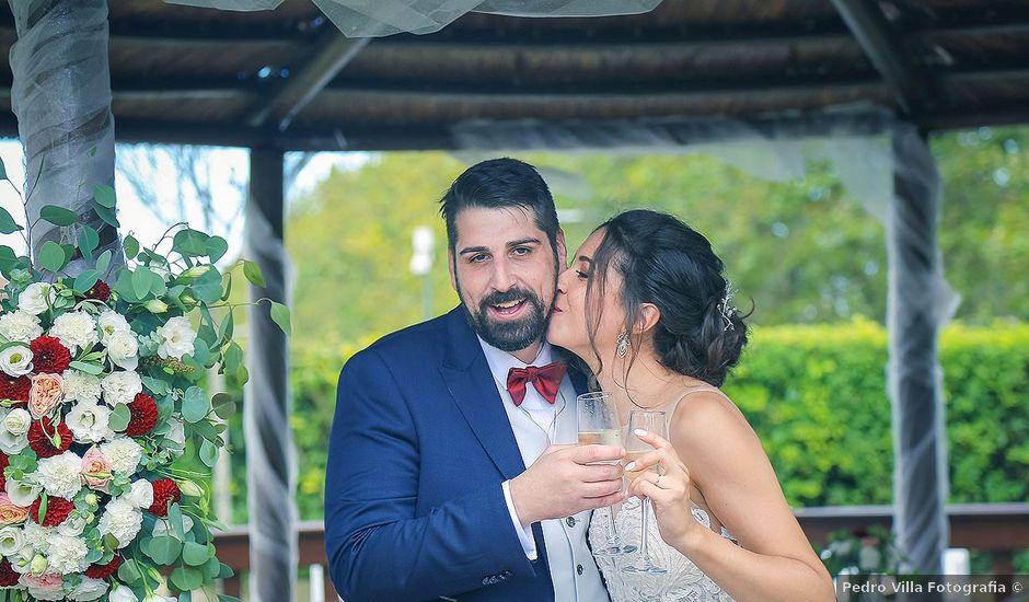 O casamento de Tiago e Inês em Colares, Sintra