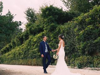 O casamento de Joana e Gustavo