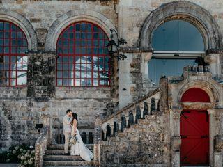 O casamento de Josephine e Kjell