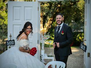O casamento de Lucie e Yoann