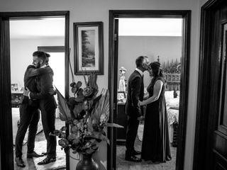 O casamento de Silvia e Fabio 1