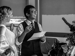 O casamento de Silvia e Fabio 3