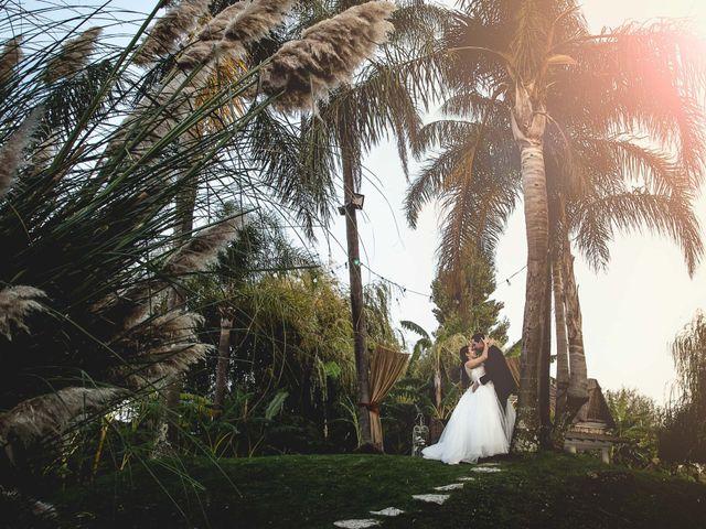 O casamento de Joana e Luis