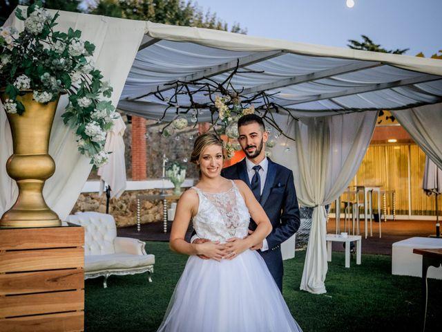 O casamento de Silvia e Fabio