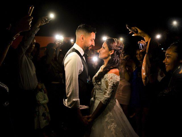 O casamento de Catarina e Sérgio