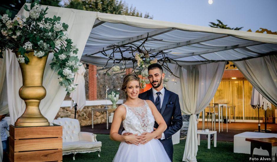 O casamento de Fabio e Silvia em São João da Madeira, São João da Madeira