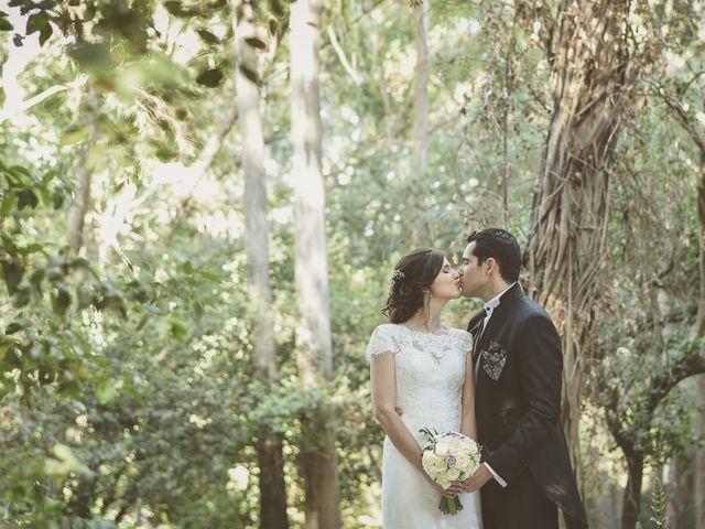O casamento de Cláudia e Gonçalo