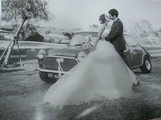 O casamento de Alcina e Ricardo