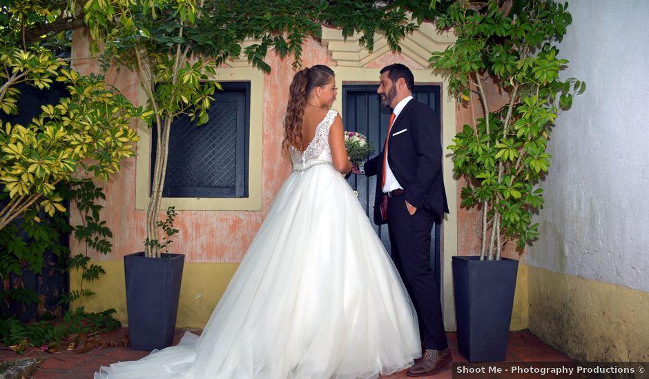 O casamento de Ricardo e Jeniffer em Sintra, Sintra