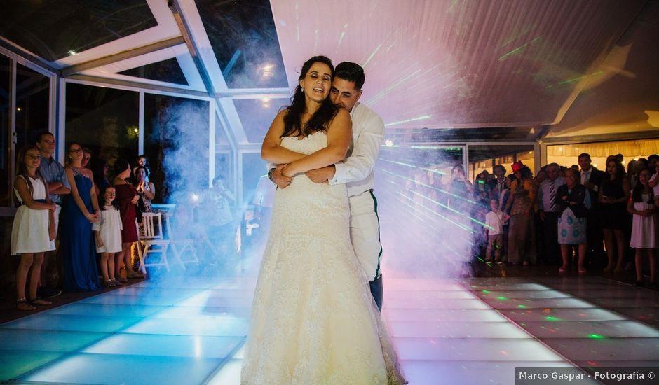 O casamento de Carlos e Vera em Malveira, Mafra