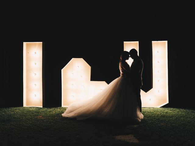 O casamento de Vanessa e Rui