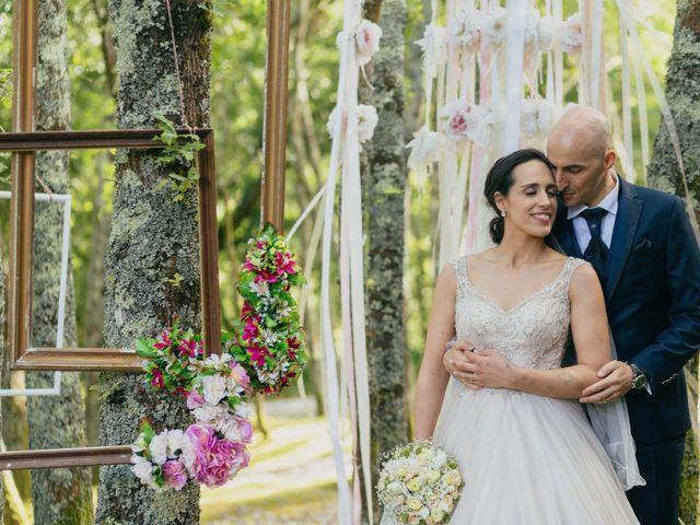 O casamento de Francisco e Sofia em Melres, Gondomar 2