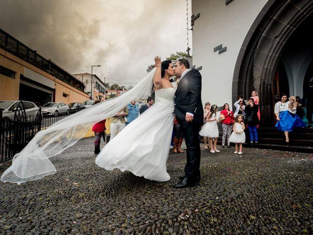 O casamento de Aldemar e Mara em Funchal, Madeira 1