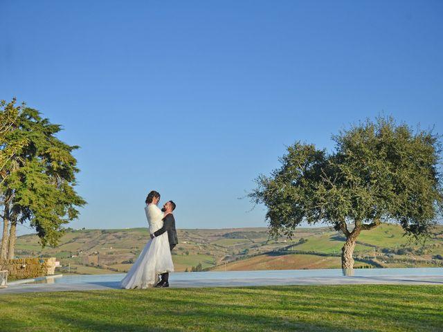 O casamento de Joana e Rafa