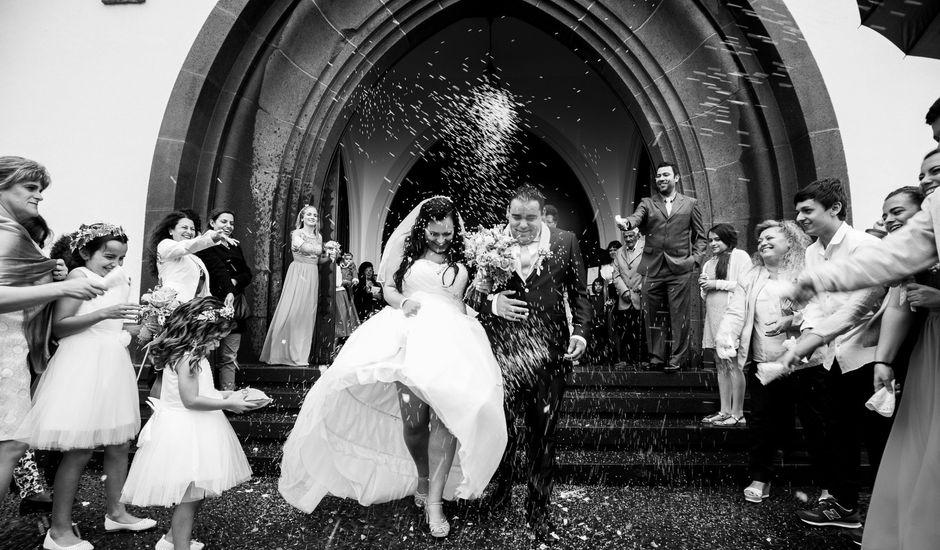 O casamento de Aldemar e Mara em Funchal, Madeira