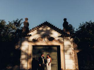 O casamento de Francisco e Chelsea