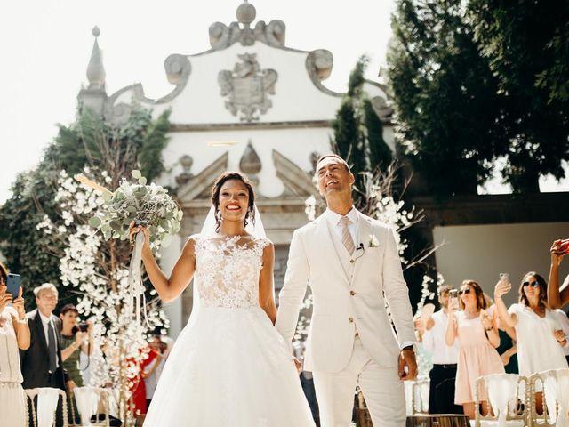 O casamento de Pedro e Justine em Braga, Braga (Concelho) 62