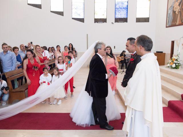 O casamento de Fábio e Rosa em Portimão, Portimão 10