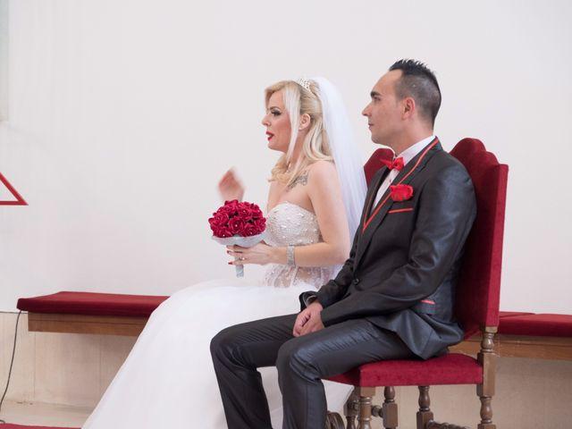 O casamento de Fábio e Rosa em Portimão, Portimão 11