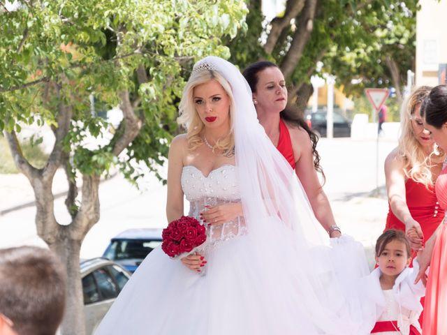 O casamento de Fábio e Rosa em Portimão, Portimão 17