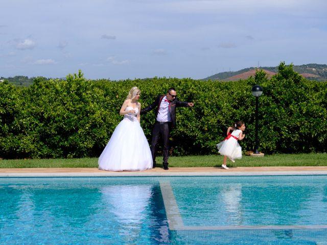 O casamento de Fábio e Rosa em Portimão, Portimão 20