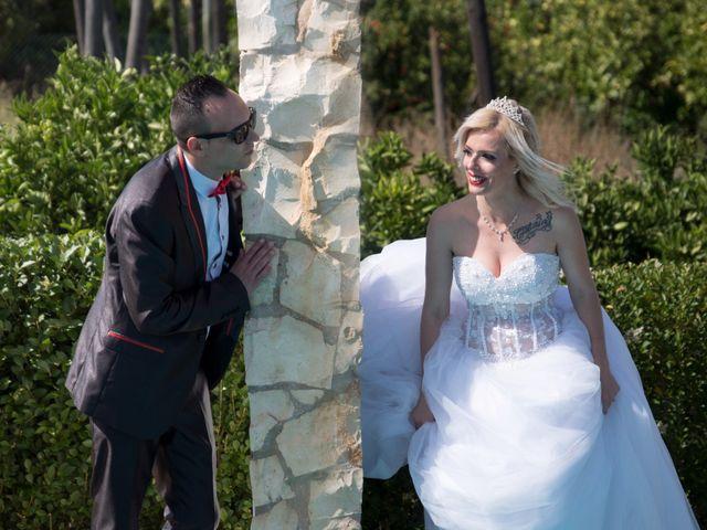 O casamento de Fábio e Rosa em Portimão, Portimão 23