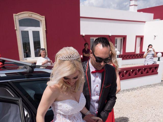 O casamento de Fábio e Rosa em Portimão, Portimão 24